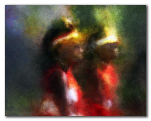 Red Majorettes