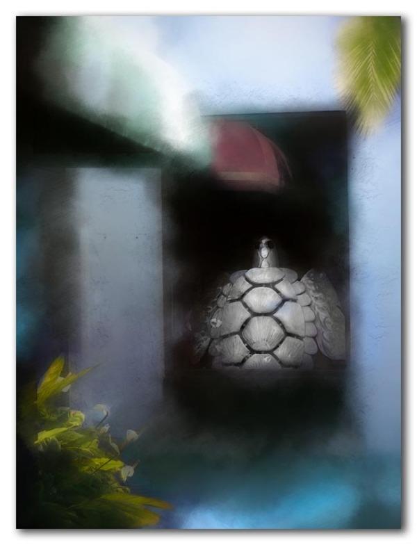 metal turtle sculpture for sale