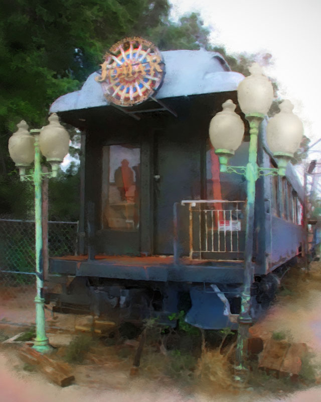 The Private Railroad Car of John and Mable Ringling