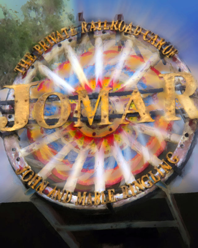 JOMAR - The Private Railroad Car of John and Mable Ringling