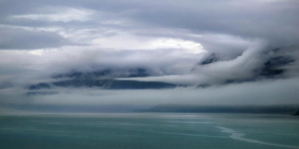 Hidden View, Glacier Bay Alaska