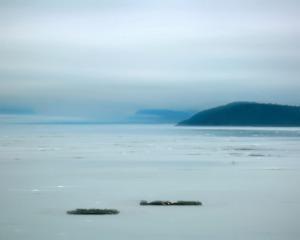 Lightening Sky, Glacier Bay Alaska
