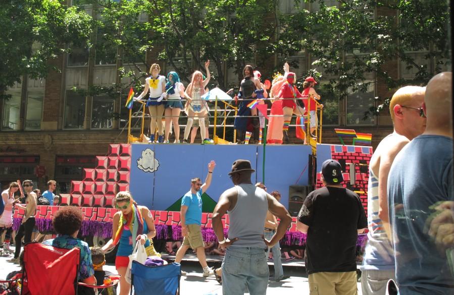 Seattle Pride 2013