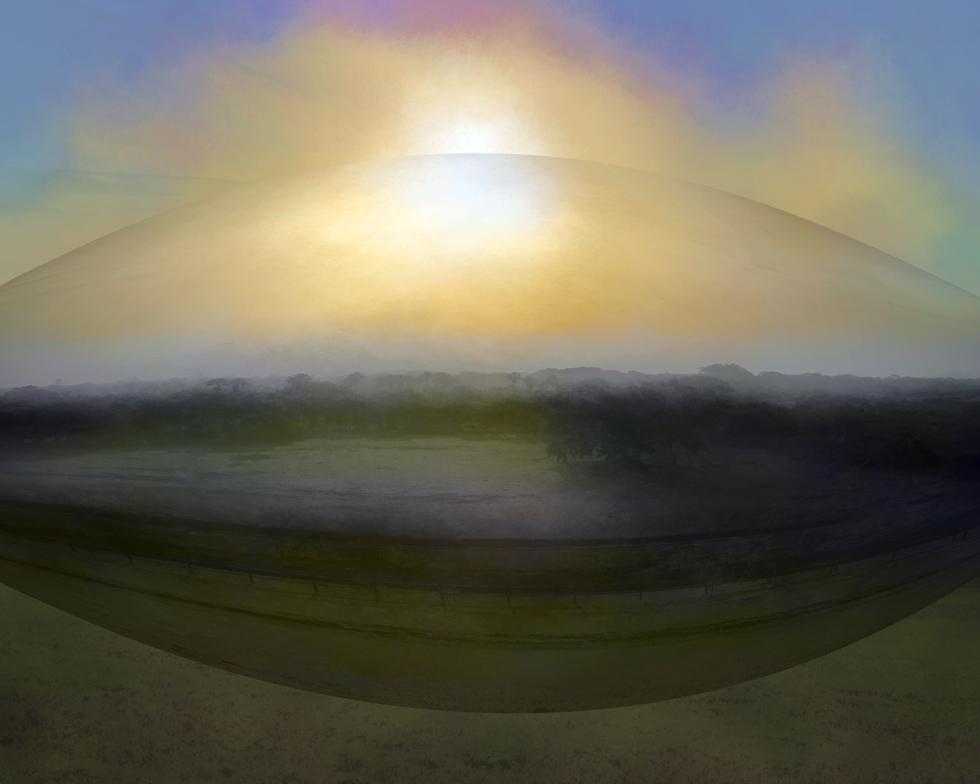 Sunrise at Celery Fields