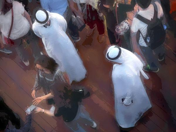Observing the Observers, Dubai