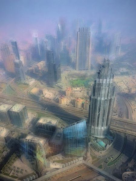 Where Major Buildings Look Like Toys