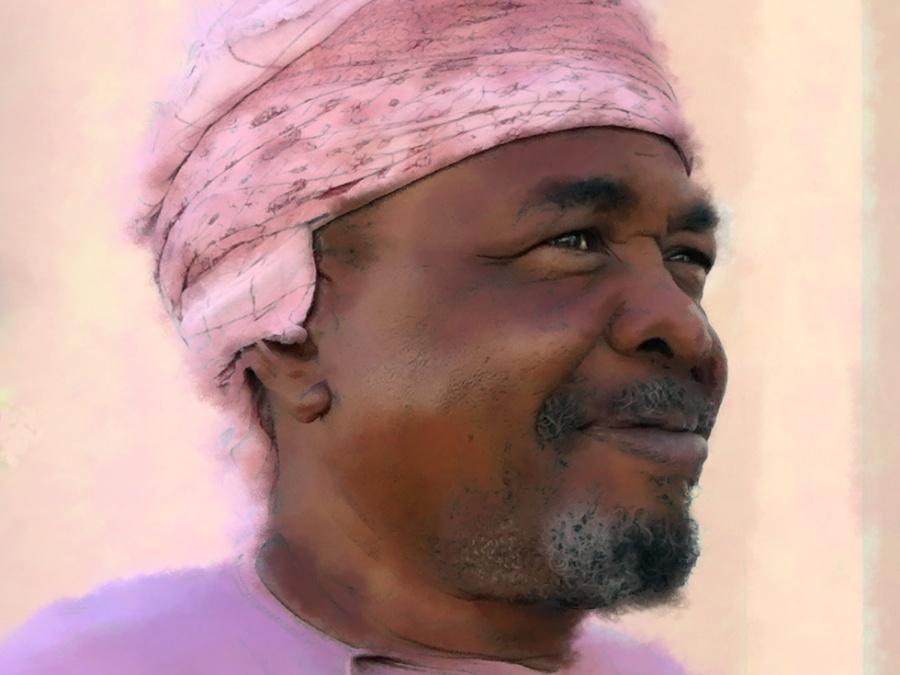 Omani Taxi Driver